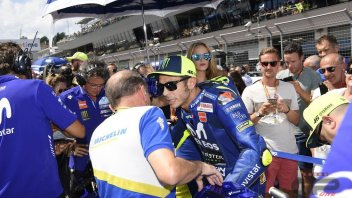 "MotoGP: Rossi: ""I don't expect a turnaround in the tests"""
