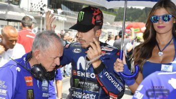 "MotoGP: Vinales: ""Impossible to have fun on the Yamaha"""