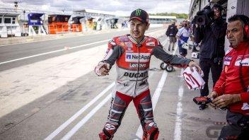"MotoGP: Lorenzo: ""Petrucci? Mi dà sempre la colpa"""