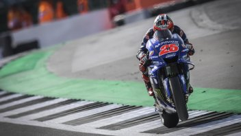 MotoGP: FP1: Yamaha rinasce a Silverstone, 1° Vinales e 2° Rossi