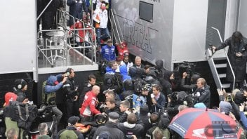 """MotoGP: Capirossi: """"un errore non ascoltare tutti i piloti"""""""