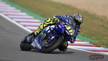 """MotoGP: Rossi: """"Elettronica e carena? un nulla di fatto"""""""
