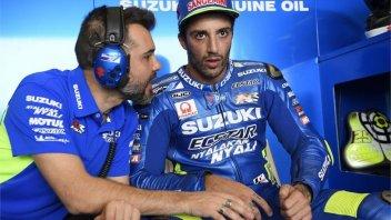 MotoGP: Iannone: Racing after Moto2 penalises Suzuki