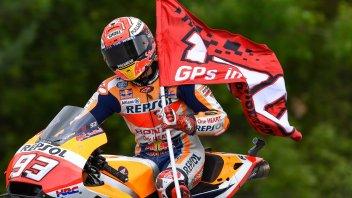 MotoGP: Marquez: ho messo da parte il cuore e usato la testa