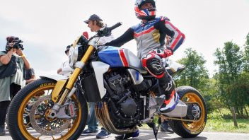 News Prodotto: Honda: a Glemseck 101 con sei special e... Mick Doohan