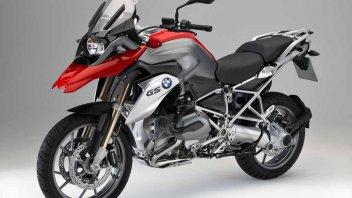 News Prodotto: BMW aggiorna la regina: in autunno la GS 1250