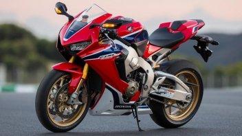 News Prodotto: Honda: iniezione di cavalli per la Fireblade