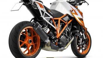 """News Prodotto: Exan: la KTM SuperDuke 1290R """"fa la voce grossa"""""""