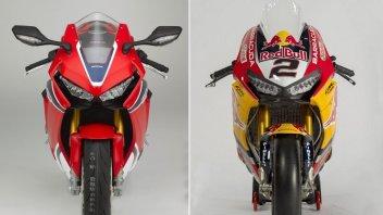 SBK: La scienza di una SBK: la metamorfosi della Honda CBR1000 RR