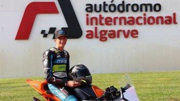 SBK: Miguel Oliveira va a Portimao per... fare il tifoso