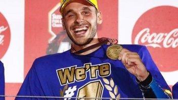 SBK: EWC: Niccolò Canepa in sella alla R1 del team YART