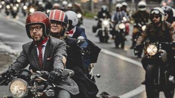 Moto - News: Aperte le iscrizioni al Distinguished Gentleman's Ride 2018
