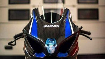 Moto - News: Suzuki: il carbonio nel futuro della GSX-R1000?