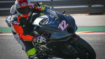 Moto2: Test Moto2: MV Agusta sfida KTM ad Aragon