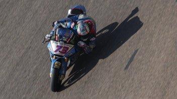 Moto2: FP3: Alex Marquez piega Schrotter, 3° Pasini