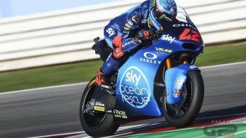 Moto2: A Misano Bagnaia trova la vittoria, Fenati perde la testa