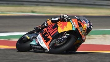 Moto2: QP: ad Aragon arriva la prima pole per Binder