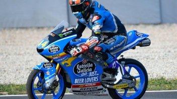 Moto3: Canet precede Bezzecchi e Bastianini nel warmup