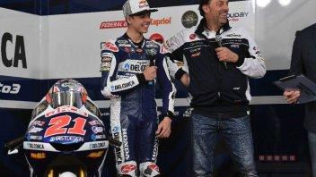 Moto3: Di Giannantonio-Gresini, un accordo per evitare il giudizio