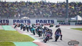 Moto3: Pioggia di penalizzazioni, griglia di partenza stravolta