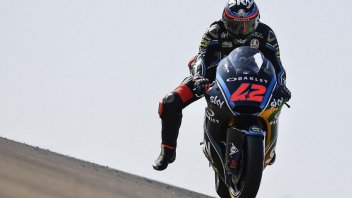 Moto2: Bagnaia e Corsi, due fulmini nel warm up di Aragon