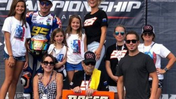 MotoAmerica: The Hayden family together for Roger Lee's final race