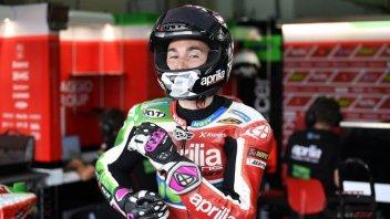 """MotoGP: A. Espargarò: """"Per l'Aprilia non ho dormito la notte"""""""