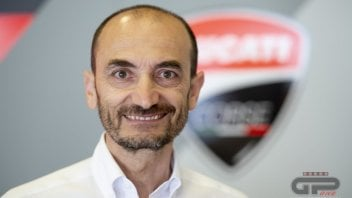 """MotoGP: Domenicali: """"Lorenzo ha apportato un contributo tecnico straordinario"""""""