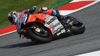 MotoGP: Dovizioso and Lorenzo bet on red at Misano, Rossi 8th