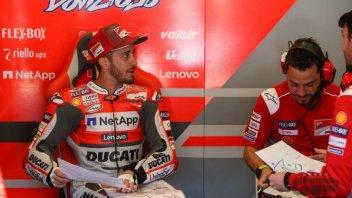 """MotoGP: Dovizioso: """"The Ducati like the Ferrari? Too hard to compare"""""""