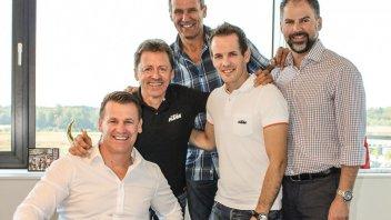MotoGP: Kallio tester KTM anche nel 2019