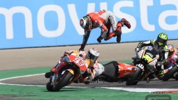 MotoGP: Fear for Jorge Lorenzo in Aragon