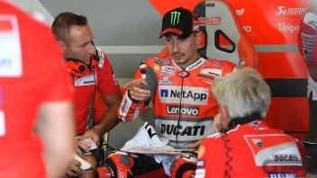 MotoGP: Lorenzo: sono veloce, ma devo ancora giocare tutte le mie carte