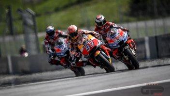 MotoGP: Perché Rossi e le Rosse non possono fermare Marquez