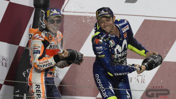 MotoGP: Márquez: I'd like to make peace with Valentino