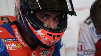 MotoGP: Petrucci, un podio per ripagare la fiducia della Ducati
