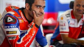 """MotoGP: Petrucci: """"Non ho il passo per lottare con Dovi, Marc e Jorge"""""""