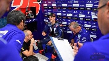 MotoGP: Vinales: ora guido come voglio e mi diverto