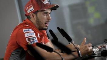 """MotoGP: Dovizioso: """"io e Lorenzo abbiamo alzato l'asticella"""""""