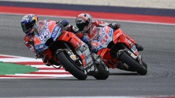 MotoGP: Dovizioso Re degli Staccatori a Misano