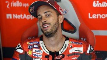 """MotoGP: Dovizioso: """"Un primo tempo da prendere con le pinze"""""""