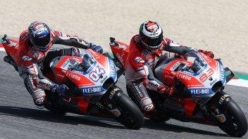 """MotoGP: Lorenzo: """"Il secondo posto non mi serviva a niente"""""""