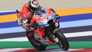 MotoGP: Lorenzo vede rosso: Superpole a Misano