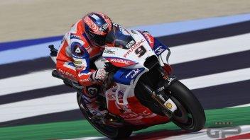 """MotoGP: Petrucci: """"stare in scia a Marquez non è mai una buona idea"""""""
