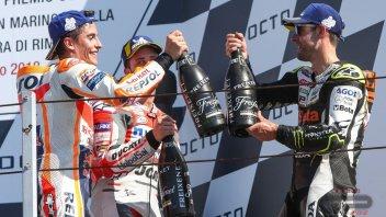MotoGP: Crutchlow: questo podio premia il nostro grande lavoro