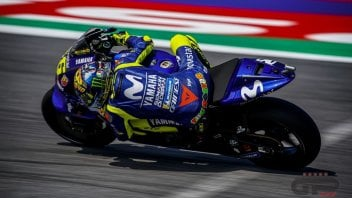 "MotoGP: Rossi: ""For the podium I'll have to work through the night"""