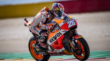 "MotoGP: Pedrosa: ""With the same tyre as Marc, I would have battled for the win"""