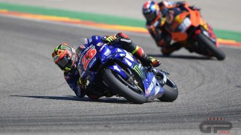 "MotoGP: Viñales: ""I just want to forget this race"""