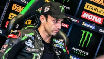 MotoGP: Aragon: Zarco sends a warning to Crutchlow and Petrucci