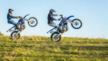 News Prodotto: Yamaha WR450F MY 2019: ancora più raffinata e tecnologica